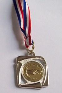 Médailles Ø40 + pastille