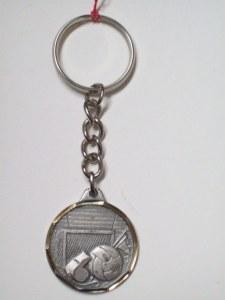 porte-clés laiton