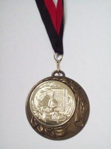 Médailles Ø70 + pastille