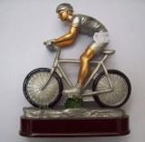 Cycliste VTT