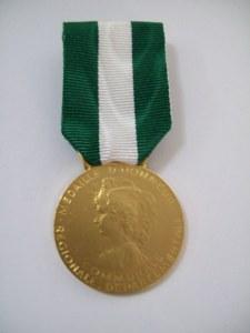 Médaille d'honneur Régionale, Départementale et Communale 30 ans